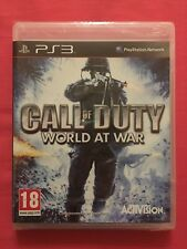 Call Of Duty: World At War PS3 PRECINTADO!!!