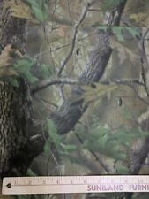 "Realtree Hardwoods Hd Green Outdoor Camo Fabric 18"" x 60"" Hunting -Defect-"