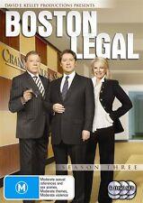 Boston Legal: S3 Season 3 DVD R4