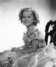 SHIRLEY TEMPLE THE LITTLEST REBEL 8x10 PHOTO