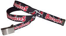 Tampa Bay Buccaneers BELT & Buckle Pro Football Fan Game Gear Team NFL Shop Bucs