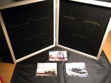 Atlas Editions Locomotives Legends Metal Plate in wood binder c2