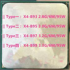 AMD Phenom II X4-B93 X4-B95 X4-B97 X4-B99 Socket AM3 938-Pins CPU