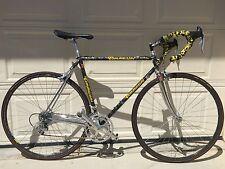 """Vintage Tommasini Italian road bike """"PRISTINE"""" w original Campagnolo components"""