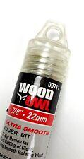 New Woodowl Tri Cut 78 X 7 12 Ultra Smooth Ship Auger Bit 09711