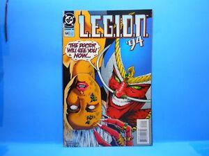 L.E.G.I.O.N. '94 #64 of 70 1989-1994 DC Uncertified See also LOBO & R.E.B.E.L.S.