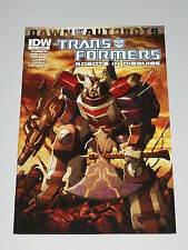 TRANSFORMERS ROBOTS IN DISGUISE #30 IDW COMICS JUNE 2014 NM (9.4)