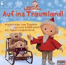 6/Auf Ins Traumland von Unser Sandmännchen | CD | Zustand gut