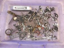 1982 Kawasaki KZ650 CSR KZ 650 K452-2' misc parts bolts mounts brackets