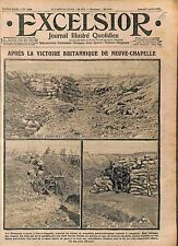 Battle of neuve-Chapelle indian machine-gun british army trenches wwi 1915