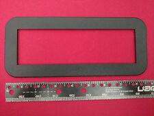 DIN Radio Repair Panel 3/4 inch border for AM FM Stereo Dash Trim 2X7