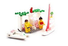 Lego 6401 Paradisa: Seaside Cabana - 2 Mini Figurines-COMPLET