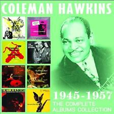 Coleman Hawkins - The Complete Albums Collection: 1945 - 1957 (NEW 4CD)