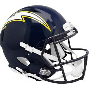 SAN DIEGO CHARGERS 1988-06 Riddell Throwback Authentic Football Helmet