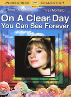 On a Clear Day You Can See Forever-Paramount - Barbra Streisand - Region 1