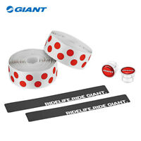 GIANT KOM Stratus Handlebar Tape Belts 216cm x 3cm Tour de France Drop Bar Wraps