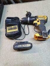 Dewalt  DCD785 18V XR Li ion combi drill set