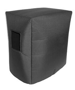 """Avatar Vintage 412 Straight Cabinet Cover - 1/2"""" Padded, Black, Tuki (avat016p)"""