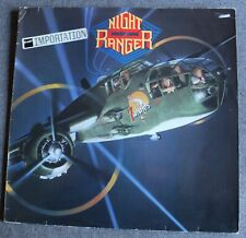 Night Ranger, seven wishes, LP - 33 tours