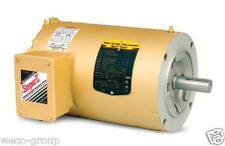 KENM3534  1/3 HP, 1750 RPM NEW BALDOR ELECTRIC MOTOR