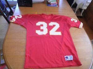 Marcus Allen Champion jersey sz 44 XL Kansas City Chiefs VINTAGE