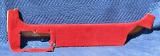 Interior Door Sill Trim Panel 92 Flame Red OEM Corvette C4 RH Passenger - NICE