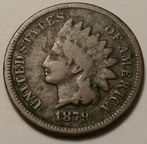 1879 Indian Head Cent 3297