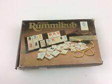 Vintage Rummikub Travel Game Pressman 1980