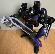 G1 Transformers Animated Shadow Blade Megatron, complete, Leader, Shadowblade