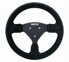 Sparco 015P270SN Steering Wheel P270 Black Suede Competition Racing