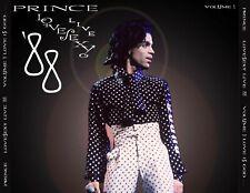 PRINCE - Live Lovesexy 88 Vol 1 (The Netherlands & Germany) 4CD