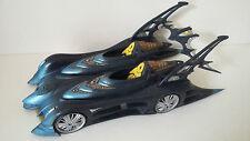 JOUET VÉHICULE BATMAN - BATMOBILE MOTORBIKE AILES REAR WING - MATTEL 2003