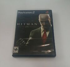Hitman Blood Money PS2 Playstation 2 - Tested, Includes Case and Manual