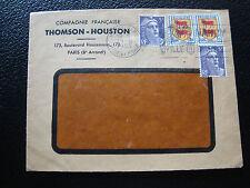 FRANCE - enveloppe 1953 (cy80) french