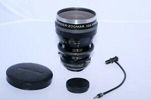 Exakta mount Voigtlander Zoomar 36-82mm f/2.8 zoom lens. Digital Mirrorless Came