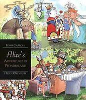 Alice's Adventures IN País de Maravillas en Rústica Lewis