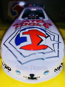 NHRA WHIT BAZEMORE 1:16 Milestone NITRO Funny Car Don Schumacher DRAG Racing