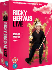 Ricky Gervais: Live Collection DVD (2007) Ricky Gervais