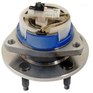 Wheel Bearing and Hub Assembly-FWD Front,Rear Precision Automotive 512246