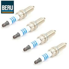 Mini Cooper 11-12 1.6L-L4 Set of 4 Beru Spark Plugs 12 ZR-6 SPP2-1 12122293697