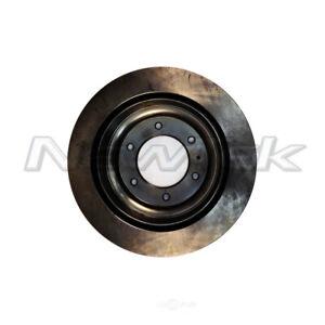Disc Brake Rotor Rear NewTek 31084