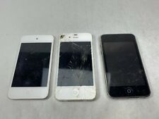 iPhone / Ipod Touch Parts/Repair Lot Used Not Tested