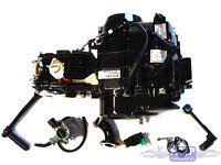 HMParts Pit Bike Dirt Bike Monkey  Lifan Motor-SET 125 ccm 1P54FMI nur Kickstart