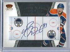 Ryan Nugent-Hopkins 12/13 Crown Royale Autograph (Scratching the Surface)