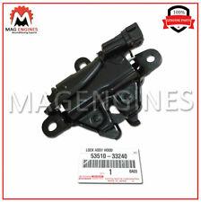 53510-33240 GENUINE OEM FRONT HOOD LATCH LOCK BRACKET FOR LEXUS ES300 ES330
