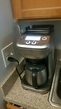 Breville BDC650 Grind Control Coffee Maker, Brushed Stainless Steel