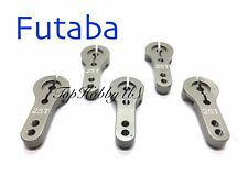 5pcs 25T M3 Metal RC Servo Arm Horn for Futaba Savox Xcore HSP Power (US Seller)