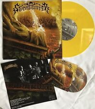 """Stormhunter """"Ready For Boarding"""" yellow red vinyl 10"""" + Cardboard MCD - 2020"""