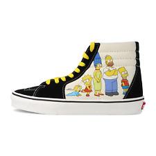 Vans Ua SK8-HI Simpsons