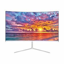 "24"" 27"" 32"" Zoll Curved LCD Gaming Monitor PC Full HD 1920x1080p 75HZ HDMI DE"